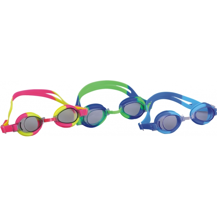 JUNIOR GOGGLES SILICONE 2546