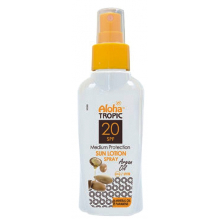 MEDIUM PROTECTION MICRO ARGAN LOTION SPF20 100ML (40453)