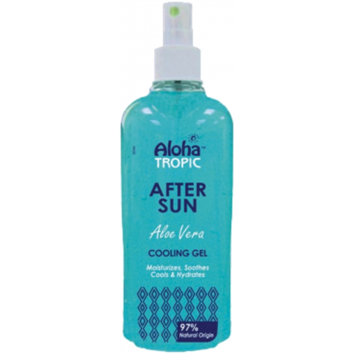 ALOE VERA COOLING GEL 200 ML (40458)
