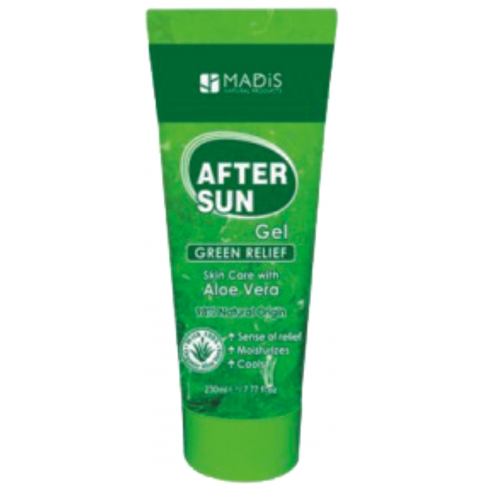 AFTER SUN GEL GREEN RELIEF (40617)