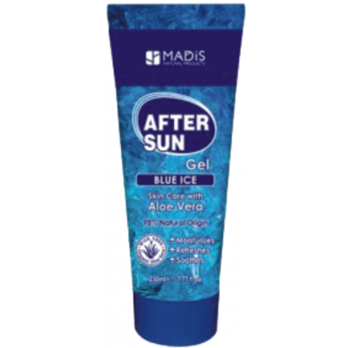 AFTER SUN GEL BLUE ICE  (40618)
